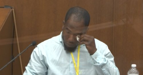 Social media seizes on 'angry Black man' exchange during Derek Chauvin trial