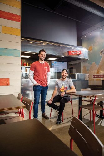 A conversation with Brad Merten and Brandon Holzhueter of Narwhal's Crafted and Loaded: Elevated Nachos