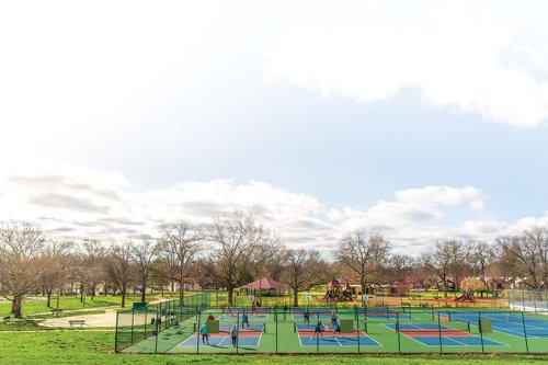 St. Louis is going pickleball-crazy
