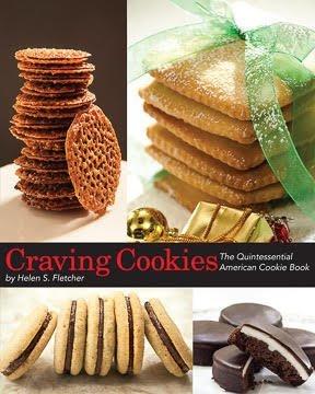 Helen Fletcher releases new cookbook, 'Craving Cookies'
