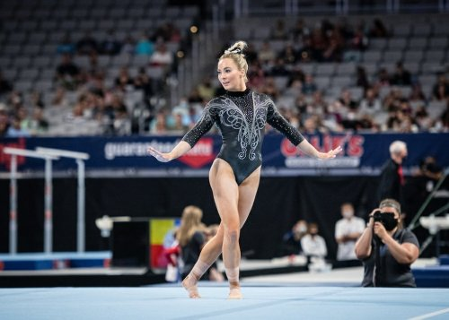 Olympic gymnast MyKayla Skinner on what to expect from the Gold Over America Tour