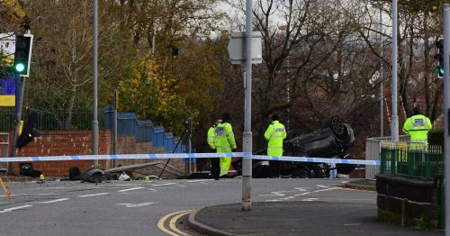 Police name Audi A4 driver due in court after passenger died in 4am crash