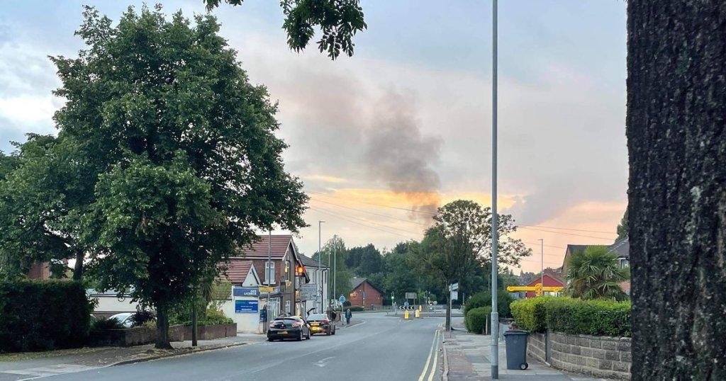 Stoke on Trent - cover