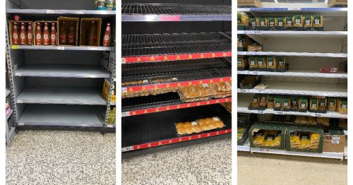 We visited Asda, Tesco, Sainsbury's and Morrisons to see if anything was missing