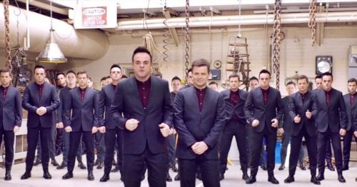 Ant and Dec call on city firm's expertise for Saturday Night Takeaway sketch