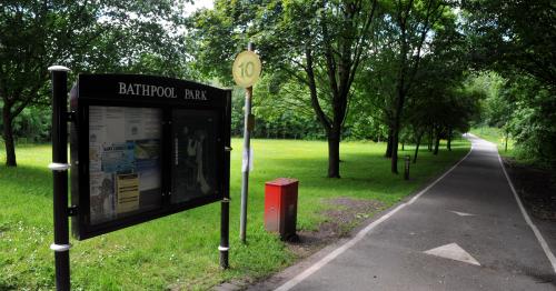Boy, 16, slashed in neck 'with broken bottle during park attack