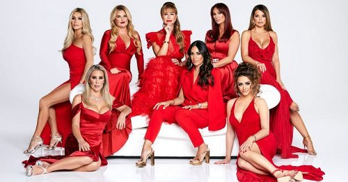 Real Housewives of Cheshire returns to TV screens tomorrow