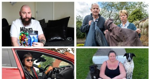 The 22 angriest North Staffordshire men and women of 2021 so far