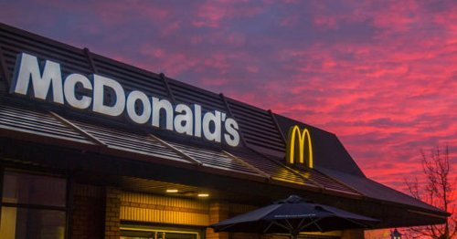 Pervert McDonald's worker sends naked pictures to 'girl, 13'