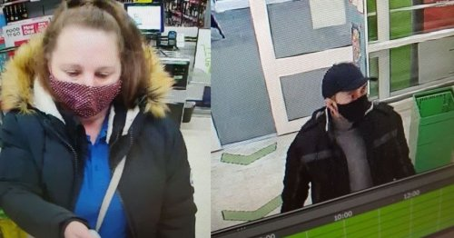 CCTV appeal after woman falls victim to suspected cash machine 'skimming'