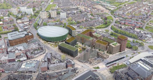 Stoke-on-Trent gets £56m to transform Hanley, Stoke, Tunstall and Longton