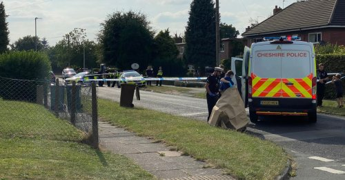 Police continue investigations as cordon lifted on housing estate