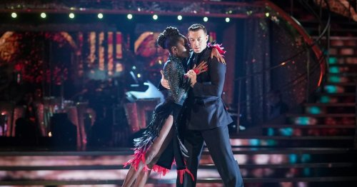 Strictly Come Dancing pro involved in 'kiss' scandal is Port Vale star's son