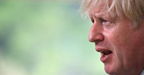 Boris Johnson lockdown restrictions announcement - updates