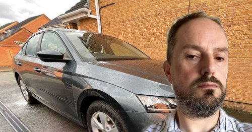 Staffordshire driver locked in Skoda dispute left without car