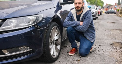 Crime victim slams police response after hit-and-run driver smashes into cars