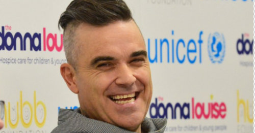Robbie Williams asked to help UFO hunter search for aliens