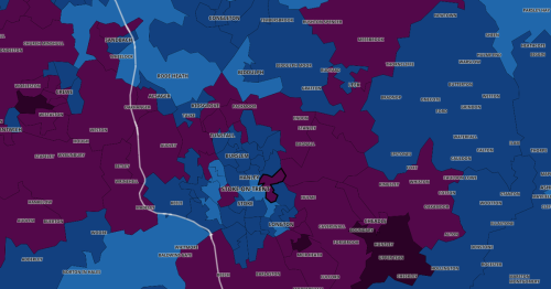100,000 Covid cases now recorded in Staffordshire - here's every postcode ranked