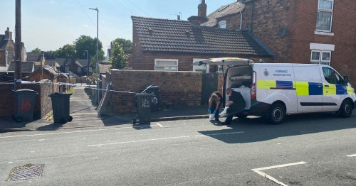 Man in hospital after 'stabbing' in Stoke-on-Trent