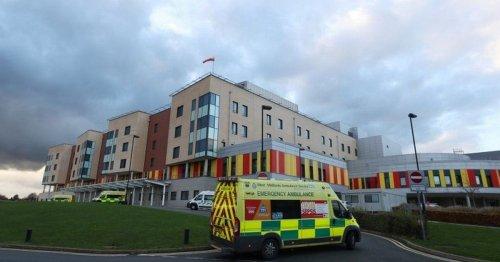 Dire warning as trust running Royal Stoke has 1,000 staff off sick in one week