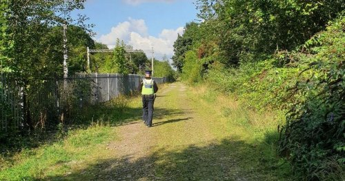 Boy suffers 'facial injuries' after being bottled in Stoke-on-Trent woods
