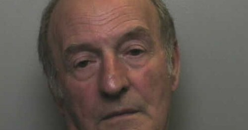 First photo released of Staffordshire paedophile who raped schoolboy