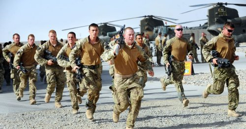 The Staffords gave their all in Afghan - don't let it be for nothing
