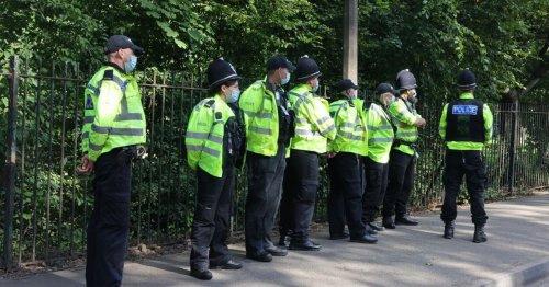 Police arrest teenager at Walleys Quarry protest