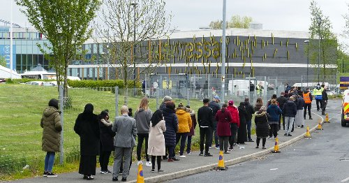 Stoke-on-Trent 'surrounded by Indian Covid variant hotspots'