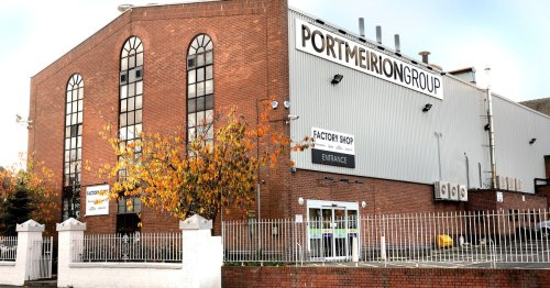 Portmeirion's sales now above pre-Covid levels following pandemic recovery