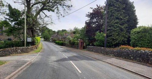Police find man's body by side of North Staffordshire road