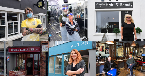21 of your favourite barbers and hairdressers in North Staffordshire