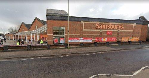 Sainsbury's worker dies in town centre supermarket
