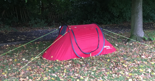 Appeal to help rough sleeper after he's offered home 50 miles away