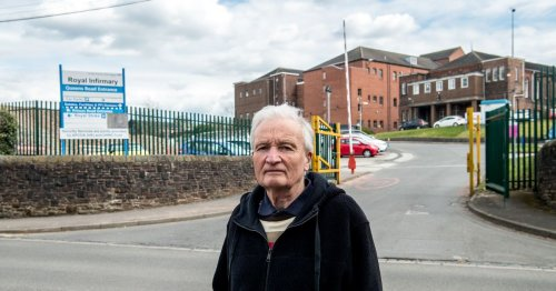 Old hospital demolition works 'shaking our houses' say families