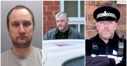 9 coppers who were sacked or jumped before they were pushed