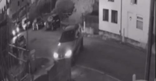Burglary gang on the run as three homes ransacked on same day