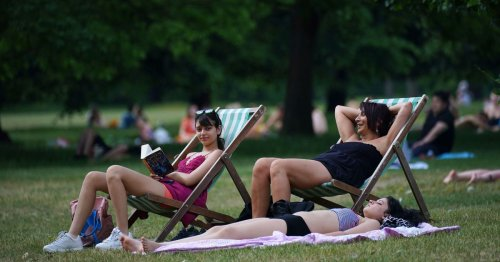 Met Office provides 'heat wave' update after North Staffordshire hit by storms