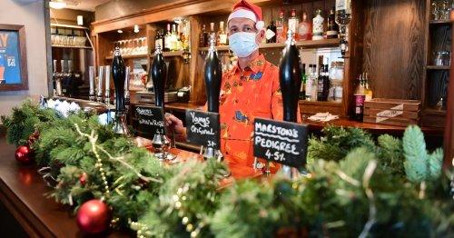 Christmas is back as one Stoke-on-Trent pub plans week-long seasonal festivities