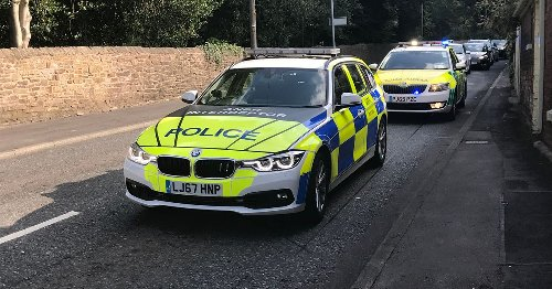 Police arrest two men as woman found dead in North Staffordshire