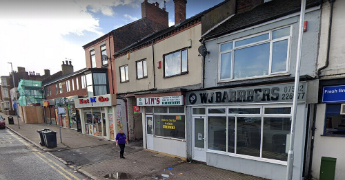 Stoke-on-Trent road to get its 19th takeaway
