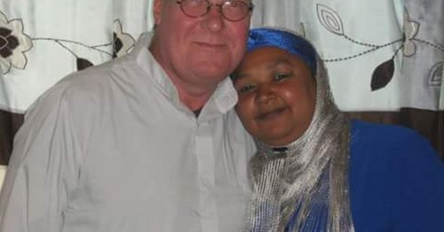 Stokie Michael needs £55k to help stroke-hit wife living 8,000 miles away