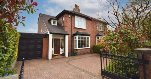 Hartshill home with period features on the market for £275,000