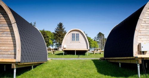 Glamping pods plan thrown out over noise and road safety fears