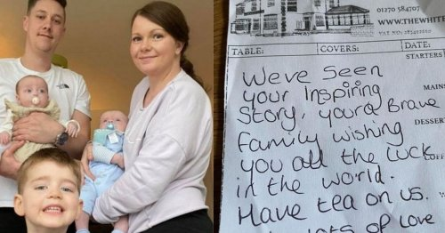 Pub's incredible gesture to mum, 26, battling incurable cancer