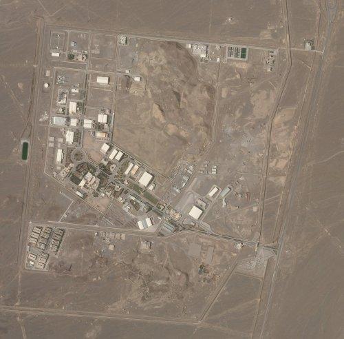 Iran blames Israel for sabotage at Natanz nuclear site