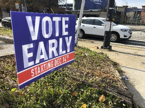 As America embraces early voting, GOP hurries to restrict it