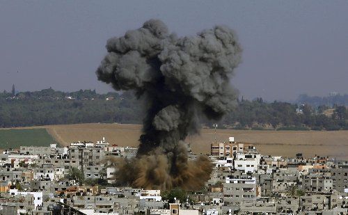 Israel, Hamas trade deadly fire as confrontation escalates