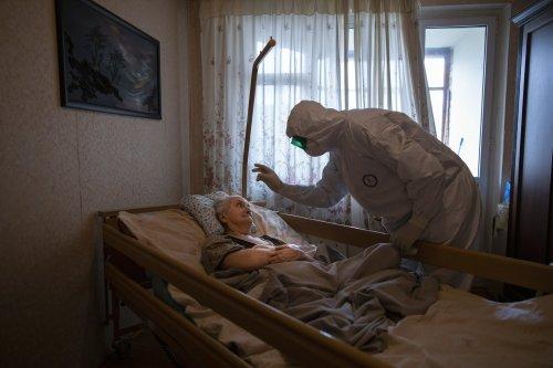 AP PHOTOS: Photographers reflect on single shot of pandemic