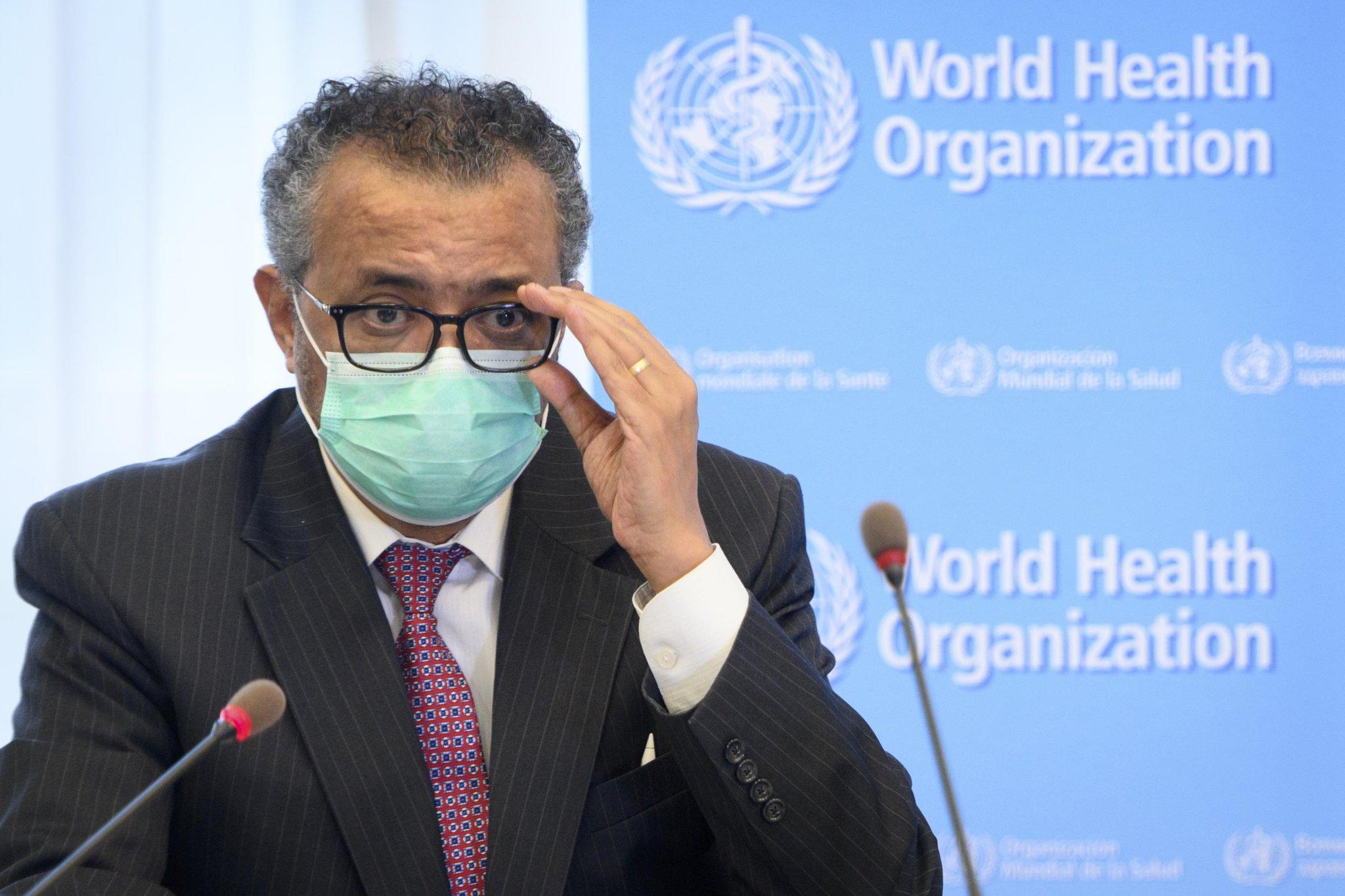 WHO leader says virus risk inevitable at Tokyo Olympics